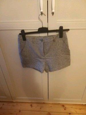 Graue shorts von vila in gr. 38