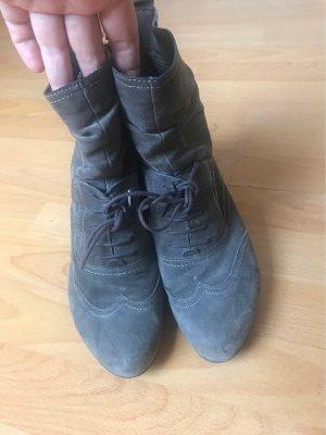 5th Avenue Halfhoge laarzen grijs