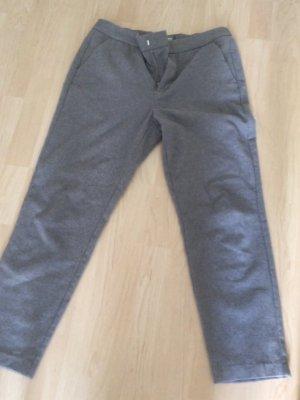H&M Pantalon en laine gris