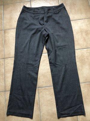 graue Stoffhose / Businesshose / Hose von Canda / C&A, einmal getragen - Gr. 44