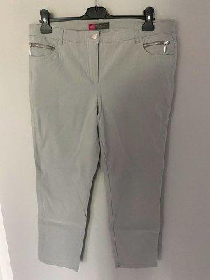 Graue Stoffhose von Stehmann Comfort Line, Gr. 22 / 44