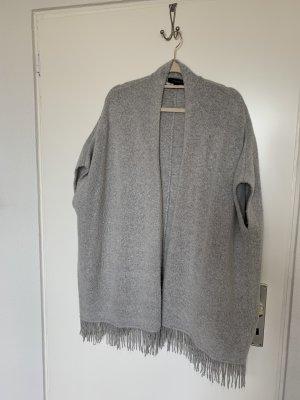 Atmosphere Poncho gris claro