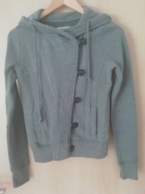 Hollister Shirt Jacket grey