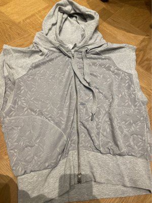 Adidas Stella Mccartney Giacca sport argento-grigio chiaro
