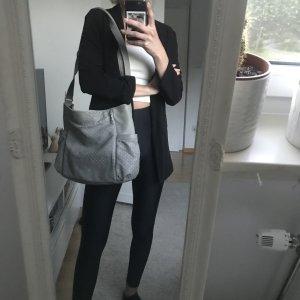 graue Tasche