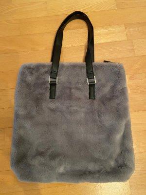 Deichmann Shopper grey-light grey