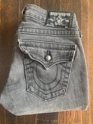 Graue True Religion Jeans
