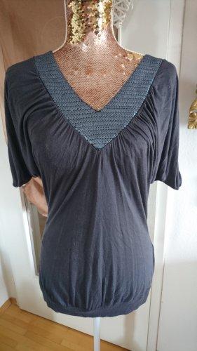 Shirt Tunic grey