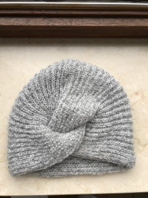 Vila Fabric Hat light grey-grey