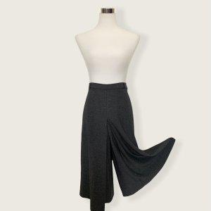 Graue vintage Culotte aus Frankreich