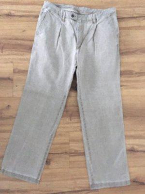 Walbusch Peg Top Trousers grey
