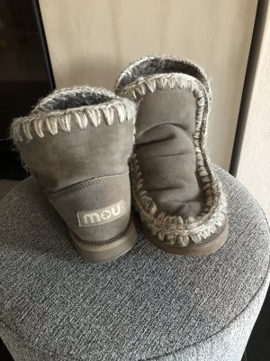 Mou Snow Boots grey