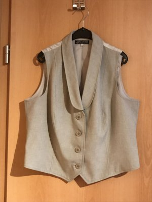 Authentic Vest lichtgrijs