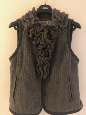 Coast Weber & Ahaus Smanicato lavorato a maglia grigio Cotone