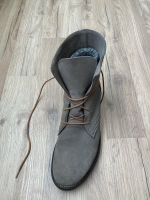 SPM Shoes & Boots Lace-up Boots grey