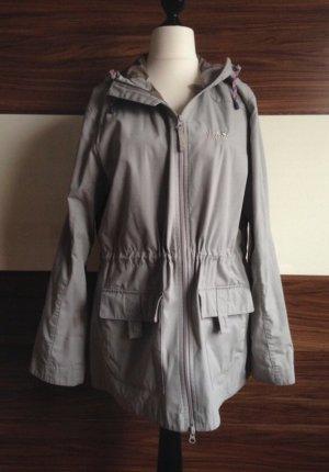 Jack Wolfskin Outdoor Jacket grey-grey brown