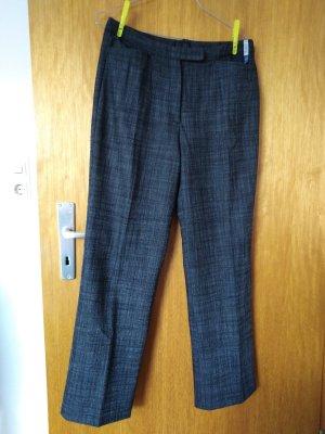 Zerres Pantalone di lana grigio