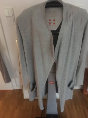Bonita Wool Jacket grey-light grey mixture fibre