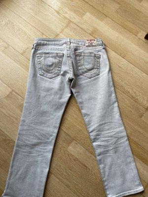 Graue7/8 True Religion Jeans