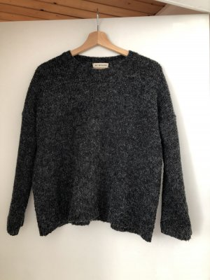 24Colours Long Sweater grey