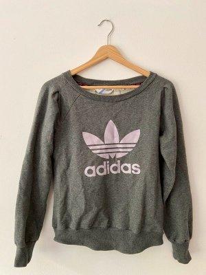 Adidas Originals Suéter rosa claro-gris claro