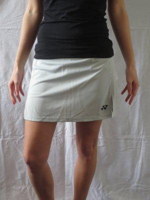 Falda pantalón gris claro Poliéster