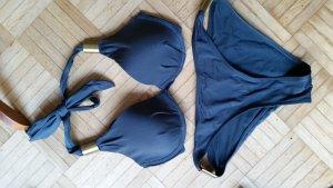 grauer Bikini NEU Gr. 34