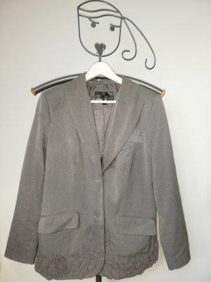 Bon Prix Sweat Blazer grey