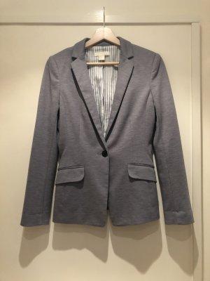 H&M Jersey Blazer light grey