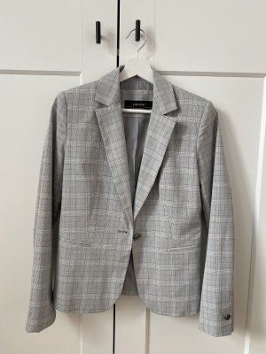 Zara Boyfriend Blazer light grey