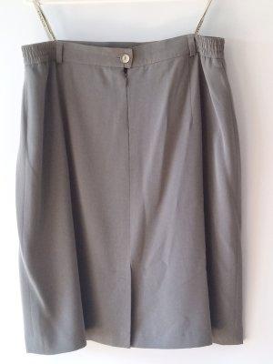 DUO Pencil Skirt grey
