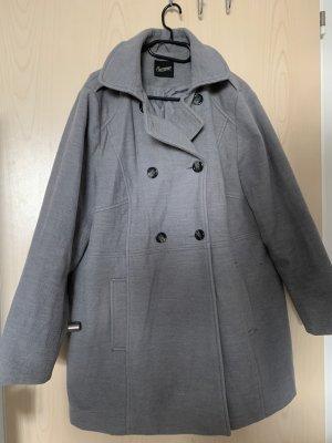 C&A Abrigo de invierno gris oscuro