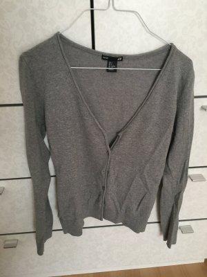 H&M Cardigan tricotés gris
