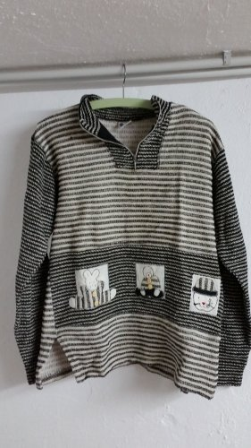 Grauer Damen Pullover