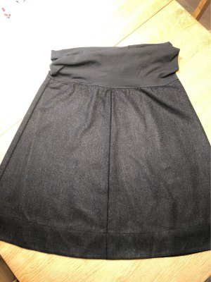 Wolford Flared Skirt anthracite