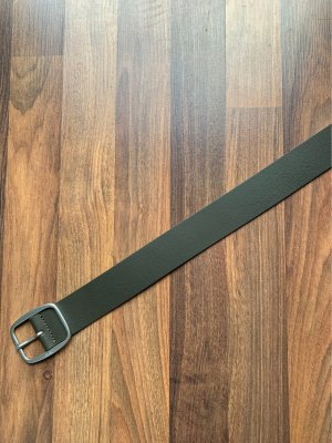 edc by Esprit Leather Belt dark grey
