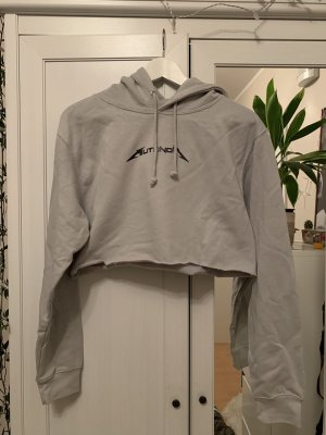 Hooded Sweater light grey