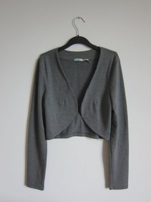 Grauer Langarm-Bolero von Kimchi Blue (Urban Outfitters)
