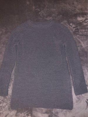 addax Long Sweater grey