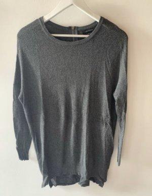 Grauer Long Pullover primark