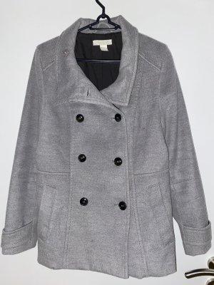 H&M Płaszcz przejściowy szary