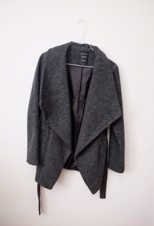 Heavy Pea Coat grey