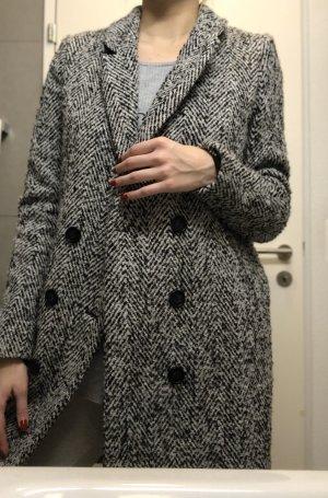 YAS Abrigo de invierno gris