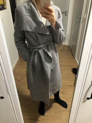 Oversized Coat light grey