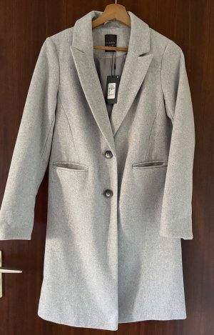 Primark Cappotto invernale grigio chiaro
