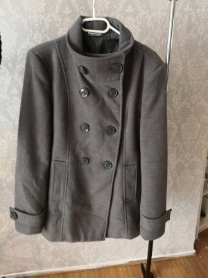 Street One Robe manteau gris clair