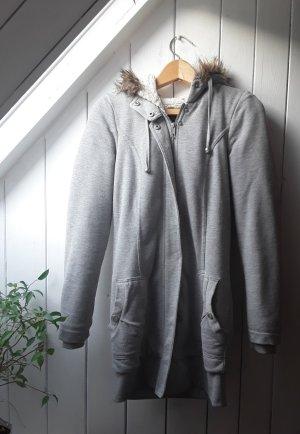 Grauer Mantel von Tally Weijl