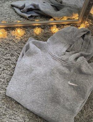 Grauer Nike hoodie