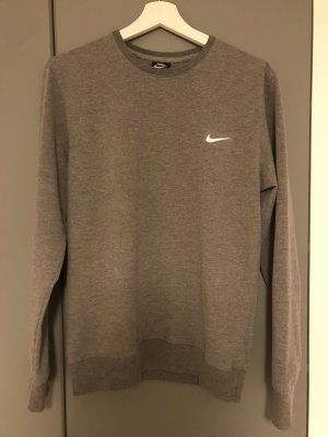 Grauer Nike Pullover