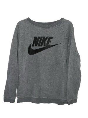 Grauer Nike Sweater